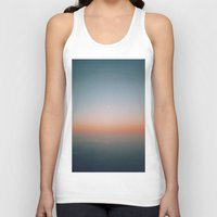 rothko Tank Tops featuring hello rothko by Richard PJ Lambert