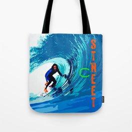 C Street Tote Bag