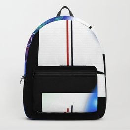 Abstract in perfection - Fertile Imagination Rose 3 Backpack
