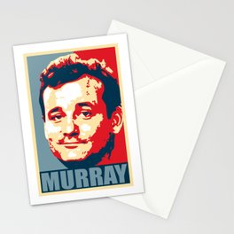 Bill Murray Hope Stationery Cards