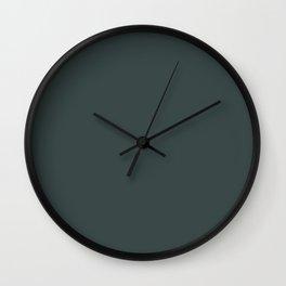 Juniper x Solid Color Wall Clock