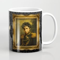 Bob Dylan - replaceface Mug