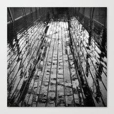 The bridge Canvas Print