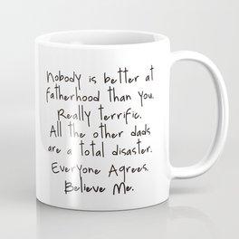 Donald Trump Father's Day Coffee Mug