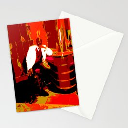 Cotton Club The Man Stationery Cards