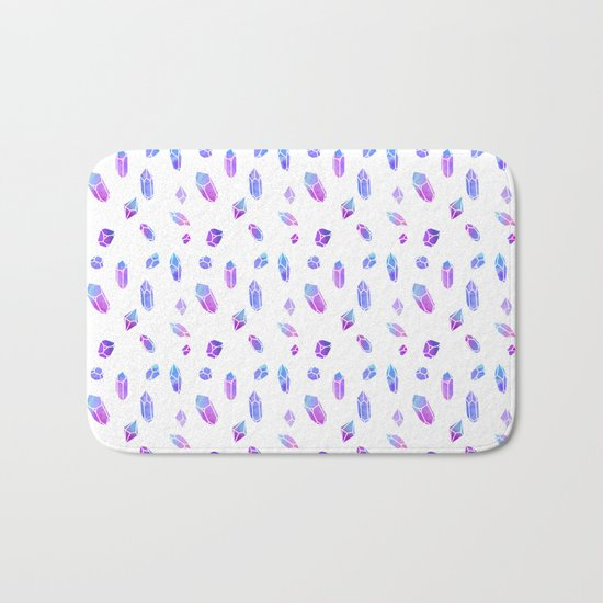Crystals Bath Mat