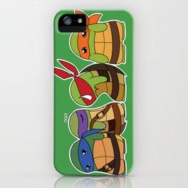 Jellybean Turtles  iPhone Case
