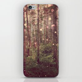 Autumn Lights iPhone Skin