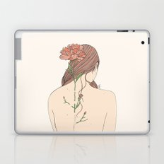 Let Me Blossom Laptop & iPad Skin