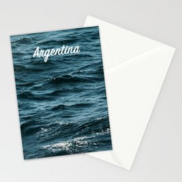 Almohada Argentina Pillow Stationery Cards