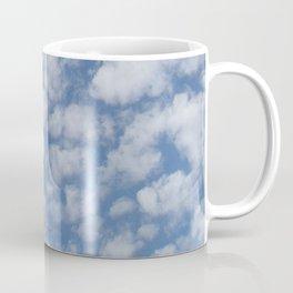 TEXTURES:Just Clouds #2 Coffee Mug