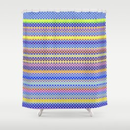 Stripe Me Now Shower Curtain