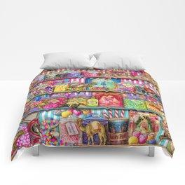 The Sweet Shoppe Comforters