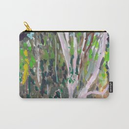 Ghost Gum at Dusk Carry-All Pouch