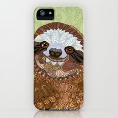 Smiling Sloth iPhone SE Slim Case