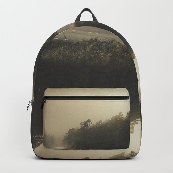 Road of life Backpack
