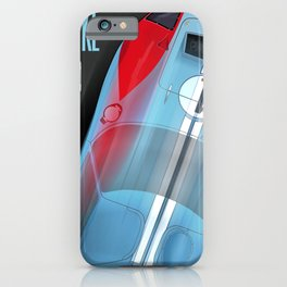 Go like Hell GT40 iPhone Case