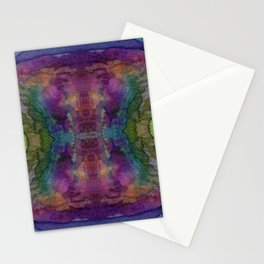 Watercolor Strength Print Stationery Cards