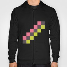 Stairs of Squares Hoody