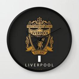 Liverpool Wall Clock