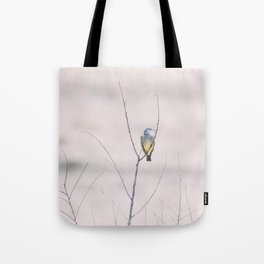 """Cassin's Kingbird 2"" by Murray Bolesta Tote Bag"