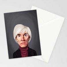 Celebrity Sunday ~ Andy Warhola Stationery Cards