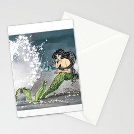Shore break Stationery Cards