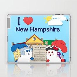 Ernest and Coraline | I love New Hampshire Laptop & iPad Skin