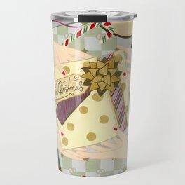 Merry Christmas gift Travel Mug