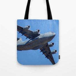 Boeing C-17 Globe Master III Tote Bag