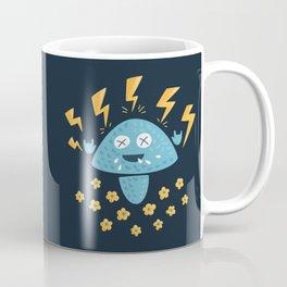 Heavy Metal Mushroom Coffee Mug