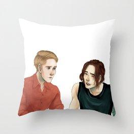 A Long Time Throw Pillow