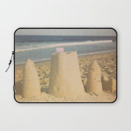 Sand Castle Summer Laptop Sleeve
