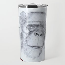 Pondering Travel Mug