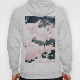 Ocean Clouds - Nature Photography Hoody