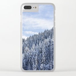 Sierra Nevada Clear iPhone Case