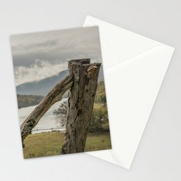 Old Fencepost  Stationery Cards