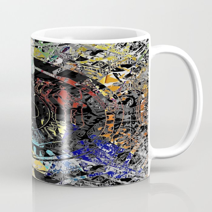 Tunnel Vision Coffee Mug