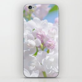 Lilac Flower iPhone Skin