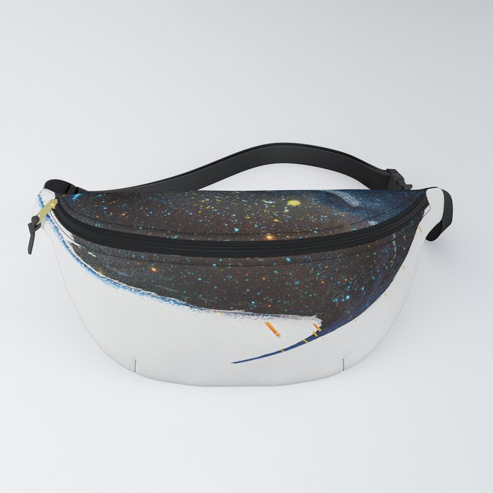 The Road Less Traveled Fanny Pack