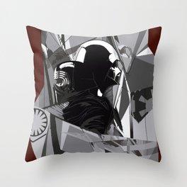 Dark Side Bloodlines (Red) Throw Pillow