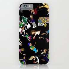 2014 Cartoons 1 Slim Case iPhone 6s