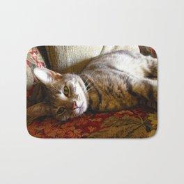 Pretty Kitty Bath Mat