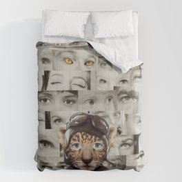 The Show Must Go On Comforters