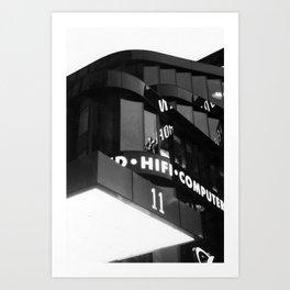 Berlin 001 Art Print