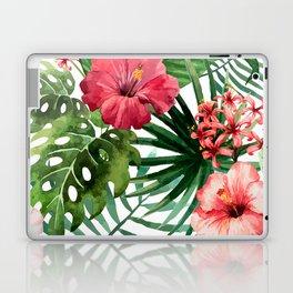FLOWERS WATERCOLOR 8 Laptop & iPad Skin