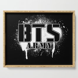 BTS - ARMY Serving Tray