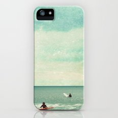 Only Chasing Safety Slim Case iPhone (5, 5s)