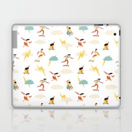 You go, girl pattern! Laptop & iPad Skin