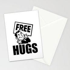 Free Hugs! Stationery Cards